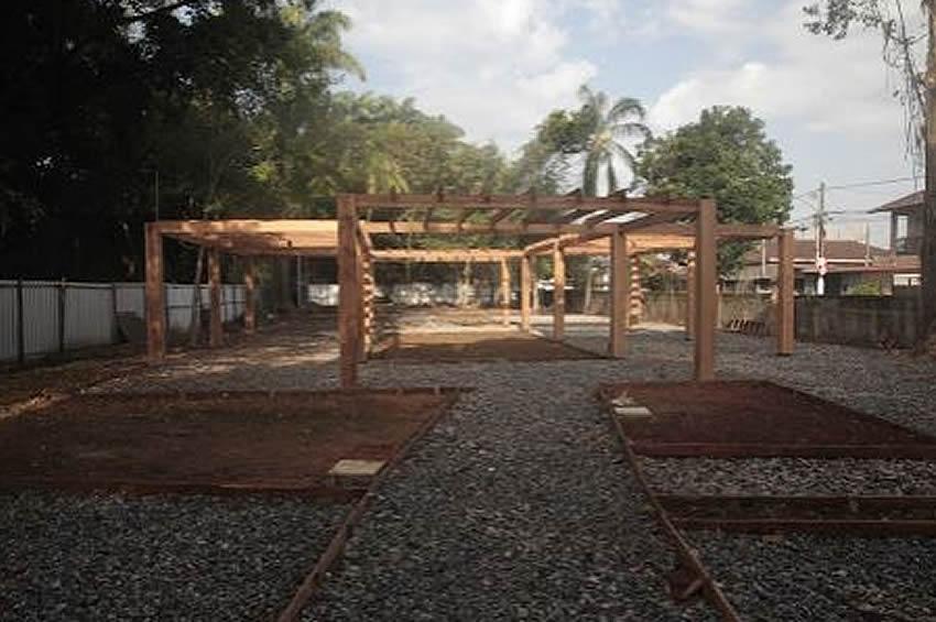 Parque infantil de Santos (SP) tem iluminação desenvolvida para crianças autistas