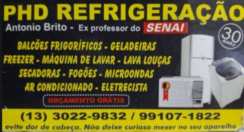 PHD Refrigeração