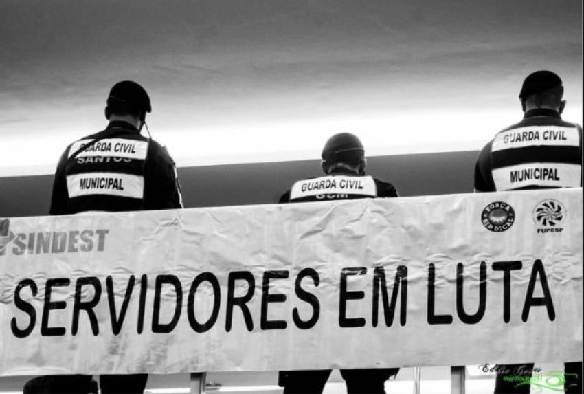 Muitos Guardas Municipais irritam funcionários públicos na Câmara de Santos